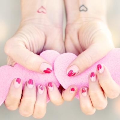 39 Fabulous Valentine's Day Nail Art Designs ...