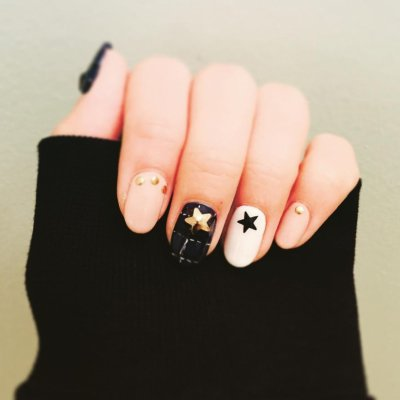 23 Super Easy Nail Art Designs for Lazy Girls ...
