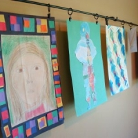 7 Creative Things to do with Your Child's Artwork ...