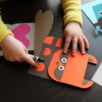7 Valentine-Themed Animal Crafts for Kids ...