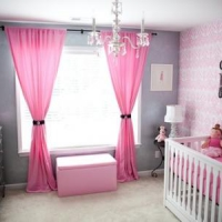 9 Baby Girl Nursery Themes ...