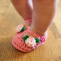 36 Pairs of Baby Booties to Keep Tiny Feet Warm ...