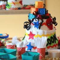 29 Diaper Cakes Any Mother Will Adore to Receive ...