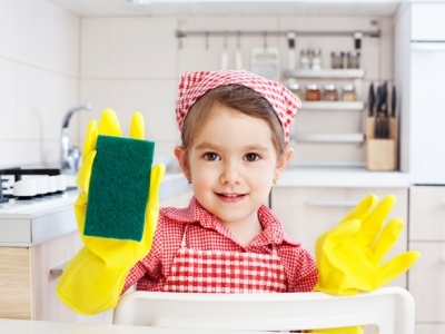 7 Chores Your 2 Year Old Can Help with ...