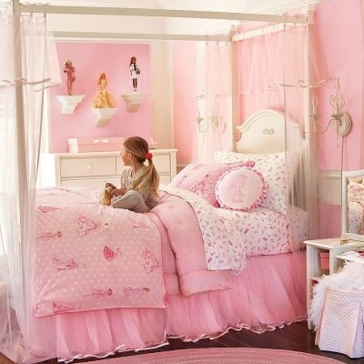 38 Adorable Little Girl Bedroom Ideas Sure to Impress Your Little Princess ...