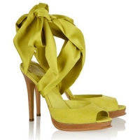 8 Hot High Heels That Make Me Think of Spring ...