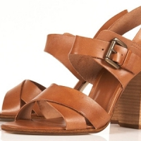 8 Wonderful Wooden Heeled Shoes ...