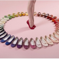 8 Colourful Ballet Flats ...