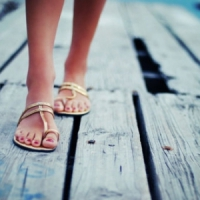 8 Beautiful Beach Sandals ...