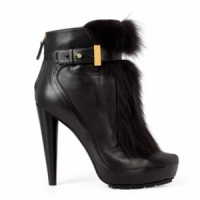 10 Gorgeous Black Burberry Prorsum Boots and Booties ...