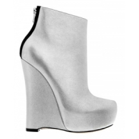 4 Beautiful Metallic Alejandro Ingelmo Boots and Booties ...