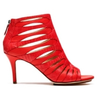 3 Hot Red Burak Uyan Boots and Booties ...