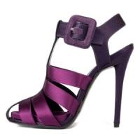 3 Glamorous Purple Roger Vivier Evening Shoes ...