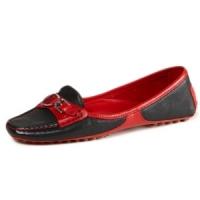 3 Glamorous Red Ralph Lauren Flats ...