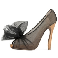 6 Fabulous Black Emporio Armani High Heels ...