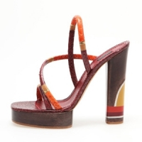 3 Chic Brown Marc Jacobs High Heels ...
