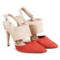 3 Beautiful Red Jenni Kayne High Heels ...