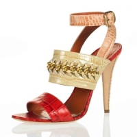 5 Fabulous Red Oscar De La Renta High Heels ...