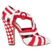 3 Stylish Red Prada High Heels ...