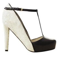 3 Beautiful White 3.1 Phillip Lim High Heels ...
