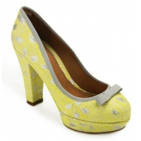 3 Glamorous White Maloles High Heels ...