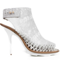 6 Chic White Thakoon High Heels ...