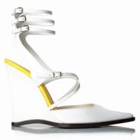 3 Stylish Yellow Altuzarra High Heels ...