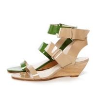 4 Stylish Beige Michael Kors Mid-heels ...