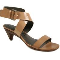 6 Hot Brown DKNY Mid-heels ...