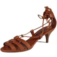 4 Glamorous Brown Ralph Lauren Mid-heels ...