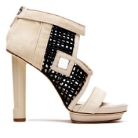 6 Fabulous Beige Burak Uyan Platform Shoes ...