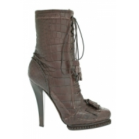 5 Chic Brown Roberto Cavalli Platform Shoes ...