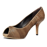 5 Gorgeous Brown Donna Karan Pump Shoes ...