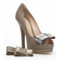 4 Hot Metallic Fendi Pump Shoes ...