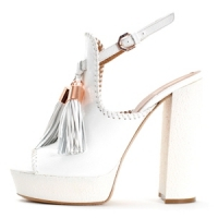 5 Beautiful White Viktor & Rolf Pump Shoes ...
