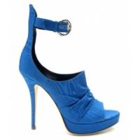 3 Hot Blue Jerome C. Rousseau Sandals ...