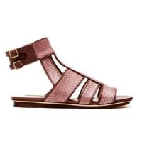 4 Beautiful Brown Burak Uyan Sandals ...