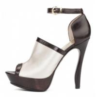 3 Glamorous Brown Emporio Armani Sandals ...