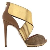 3 Glamorous Camel Alejandro Ingelmo Sandals ...