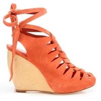 4 Stylish Orange Loeffler Randall Sandals ...