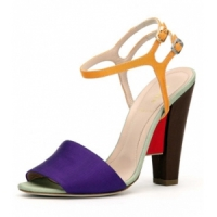 3 Beautiful Purple Fendi Sandals ...
