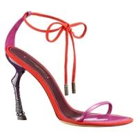 3 Fabulous Red Louis Vuitton Sandals ...