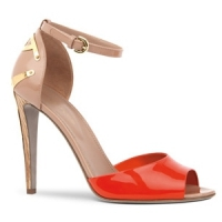 4 Gorgeous Red Sergio Rossi Sandals ...