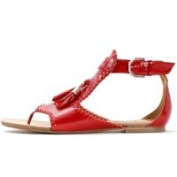 5 Fabulous Red Viktor & Rolf Sandals ...
