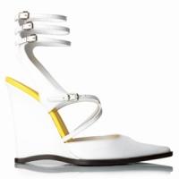 5 Chic White Altuzarra Sandals ...