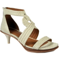 5 Beautiful White DKNY Sandals ...
