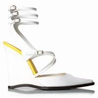 3 Glamorous Yellow Altuzarra Sandals ...