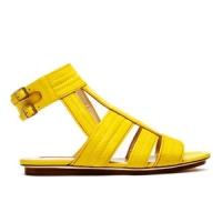 8 Stylish Yellow Burak Uyan Sandals ...