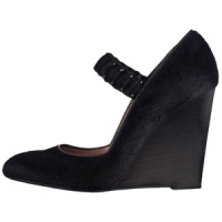 6 Beautiful Black Sigerson Morrison Wedges ...