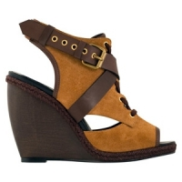 10 Chic Camel Pierre Hardy Wedges ...